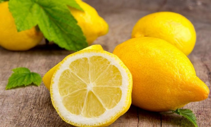 Как действует лимонный пилинг