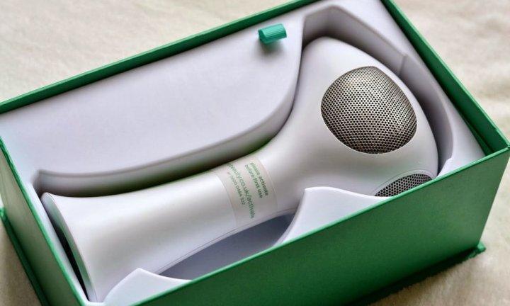 Лазерный эпилятор для всех участков кожи