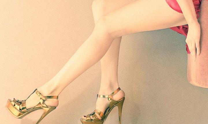Почему не все бреют ноги выше колена?