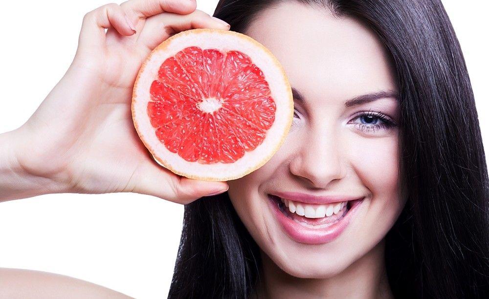 Делаем пилинг фруктами