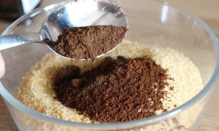Кофе и саль в борьбе со старением кожи