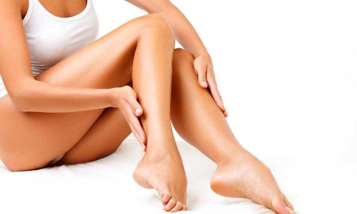 Как обезболить поверхность кожи перед депиляцией?