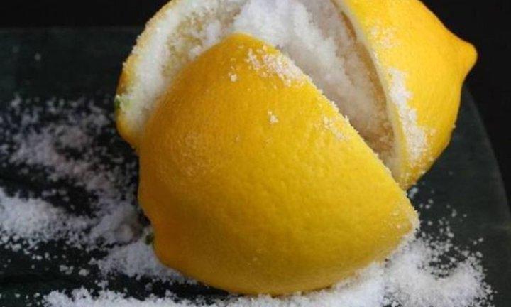 Действия лимонного пилинга