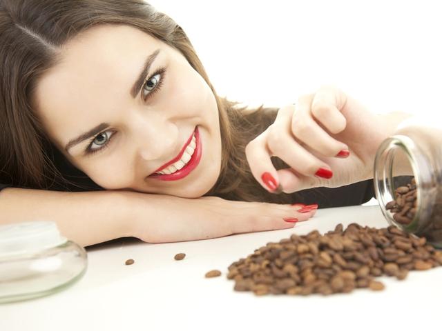 Эффект от кофейного скраба